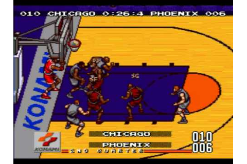 Double Dribble - The Playoff Edition: Chicago vs Phoenix ...