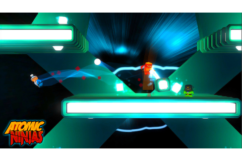 Atomic Ninjas Announced For PS Vita ~ PS Vita Hub ...