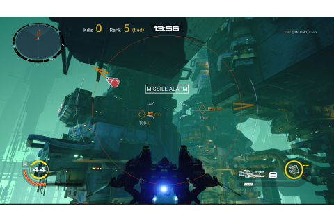 Strike Vector EX is coming to PS4 on 30th August ...