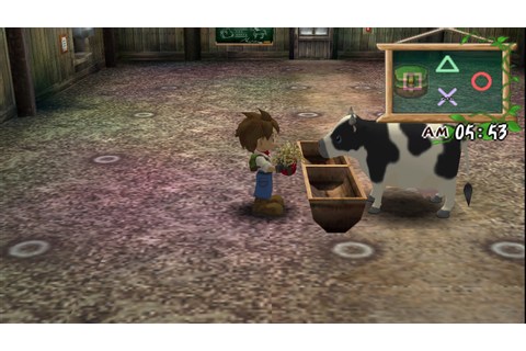Harvest Moon®: A Wonderful Life Special Edition on PS4 ...