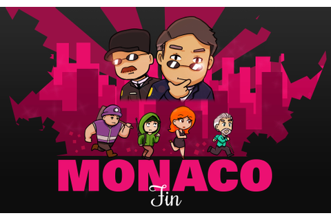 Monaco: Fin is the final update to the game, on sale ...