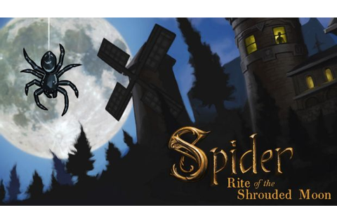 Spider: Rite of the Shrouded Moon Free Download