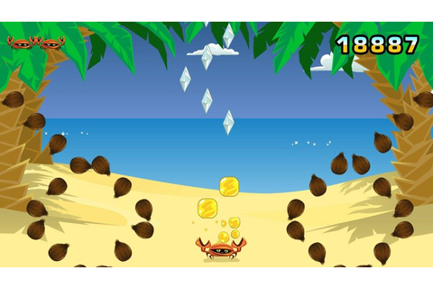 Coconut Dodge: Revitalised Screenshots for PS Vita - MobyGames