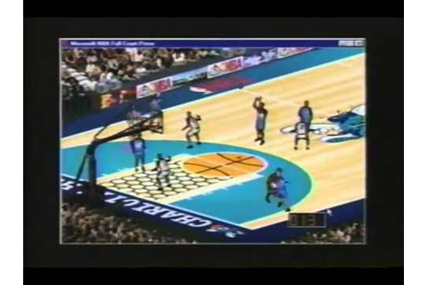 Nba Full Court Press Trailer 1996 - YouTube