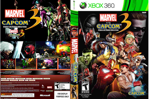 Marvel vs Capcom 3 Fate of Two Worlds | Masterdetijuana's ...