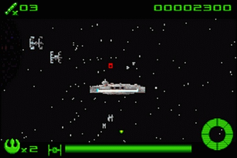 Play Star Wars - Flight of the Falcon Nintendo Game Boy ...
