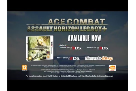 Buy Ace Combat: Assault Horizon Legacy + on 2DS/3DS | GAME