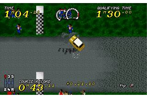 Power Drive Download (1994 Arcade action Game)