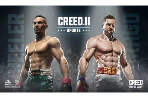 Creed Rise to Glory Update Will Add Creed 2 Antagonists