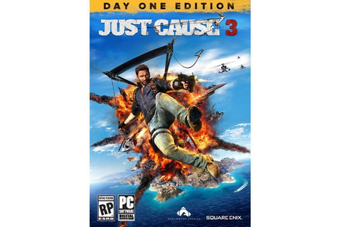 Just Cause 3 [Online Game Code] - Newegg.com