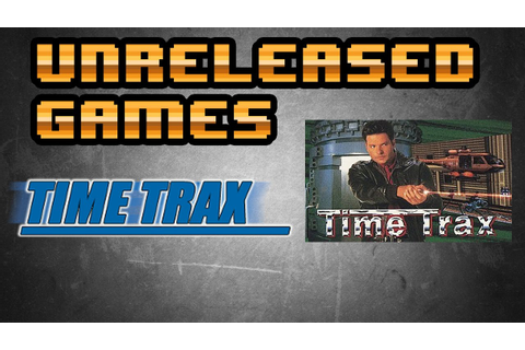Unreleased Games | Time Trax [Genesis] - YouTube