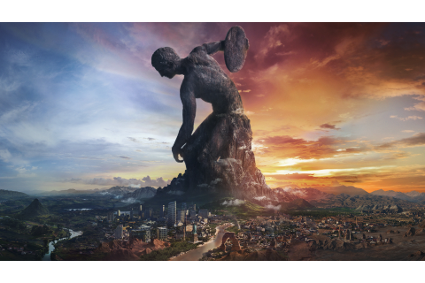 Civilization VI: Rise and Fall will let you seize cities ...