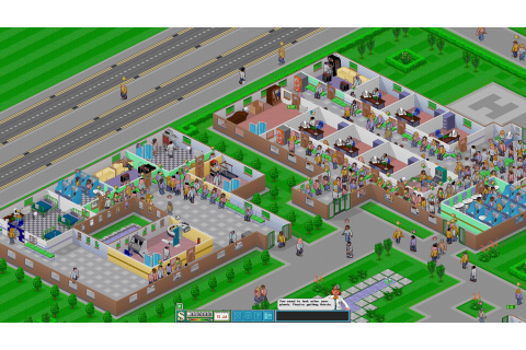 Spanner Game - Download Theme Hospital for Free - Oxygen.ie