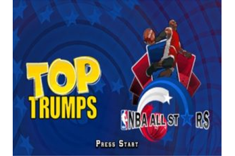 Top Trumps NBA All Stars PSP ISO - Download Game PS1 PSP ...