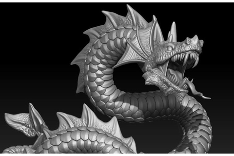 A Deep Sea Dragon Takes Shape From Antimatter Games ...