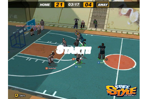 FreeStyle Street Basketball Screenshots, Pictures ...