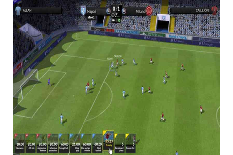 Football Club Simulator 17 Game Download Free For PC Full ...