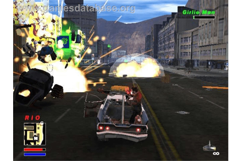 RoadKill - Microsoft Xbox - Games Database