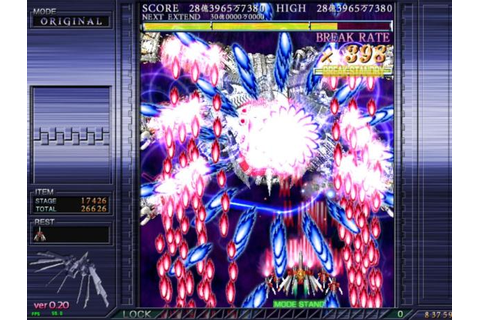 Crimzon Clover Now Available in Japanese Arcades - oprainfall