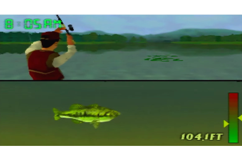 Nintendo 64 Fishing Games List - FGindex
