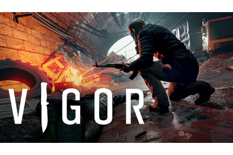 Vigor announced at E3 | Blog | Bohemia Interactive