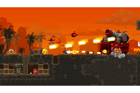 Review: Broforce