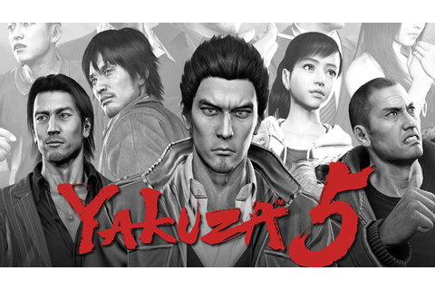 Yakuza 5 Coming West in 2015 - IGN