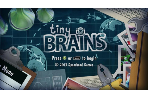 Tiny Brains (Game Review) – cublikefoot