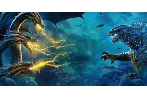Godzilla: King of the Monsters Posters Tease an Epic ...