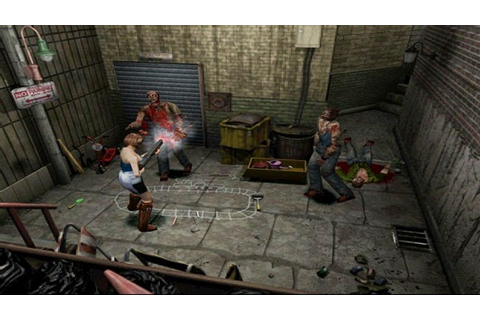 Resident Evil 3: Nemesis PSX ISO Download | Fully PC Games ...