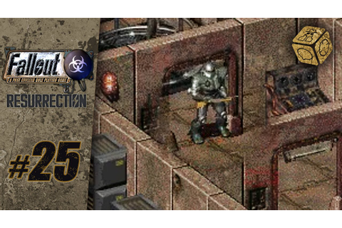 Resurrection and Rebirth - Let's Play Fallout 1.5 ...