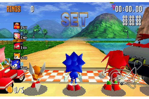Month of Nostalgic Video Game Reviews 2 – Sonic R | The ...