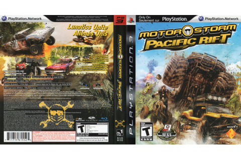 Motorstorm Pacific Rift Ps3 Save Game Download « List of ...