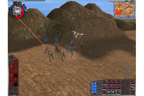 Starship Troopers: Terran Ascendancy (2000 - Windows ...