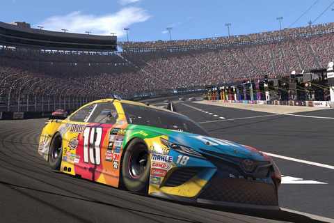 NASCAR Heat returns to consoles with a sequel this fall ...