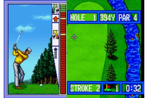 Top Player's Golf Neo Geo Game Download