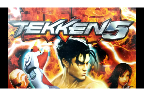 Classic Game Room - TEKKEN 5 review for PlayStation 2 ...