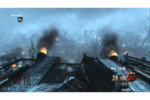 Black Ops 2 Origins How To Freeze Panzer Soldat For Whole ...