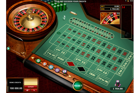Play European Roulette Gold Series by Microgaming | FREE ...