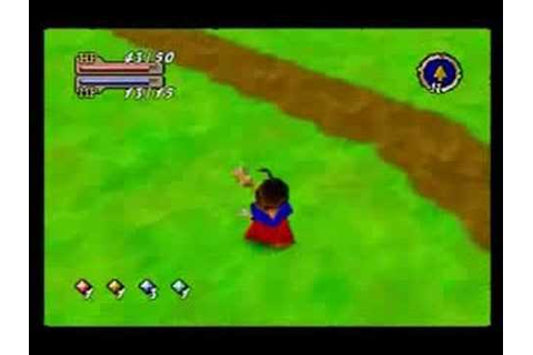 Quest 64 Walkthrough - #1 - Brians Journey - YouTube