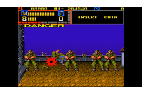 Mechanized Attack (ARCADE) - YouTube