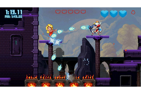 Mighty Switch Force 2 Gets A Wii U Release Date - Game ...