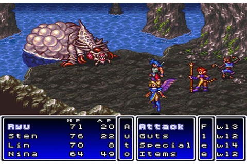 Breath of Fire 2 (GBA)