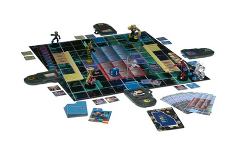 MegaMan NT Warrior BattleNet Board Game