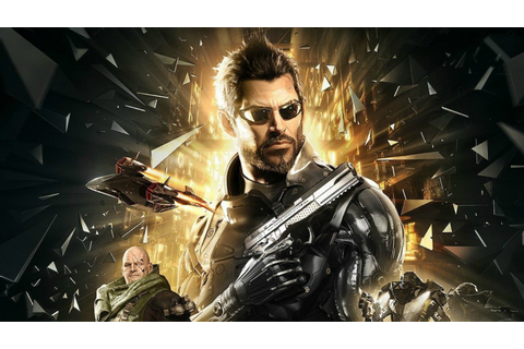 Deus Ex: Mankind Divided Official Box Art Revealed - IGN