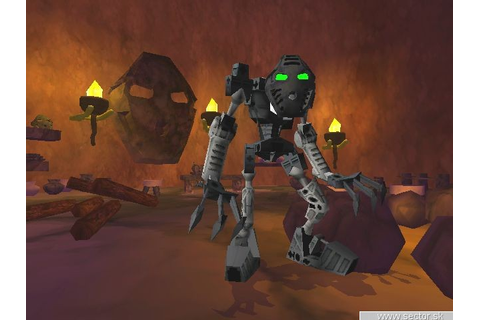 LEGO Bionicle : The Legend of Mata Nui ( ), hra od | Sector