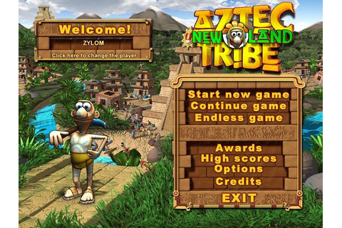 Aztec Tribe 2 - New Land | GameHouse