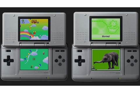 Yoshi Touch & Go And WarioWare Touched! DS Titles ...