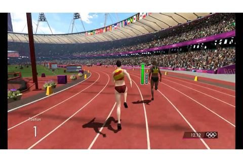 nL Live on Twitch.tv - RUNNING. [London 2012 - The ...