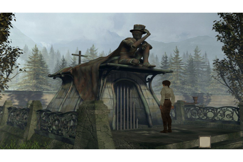 Syberia Review - Revisiting a Hidden Gem (PS3)